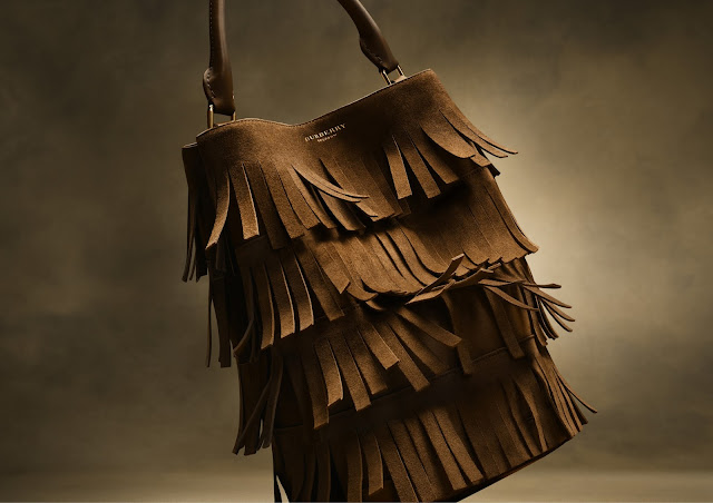 Burberry's Bucket Bag