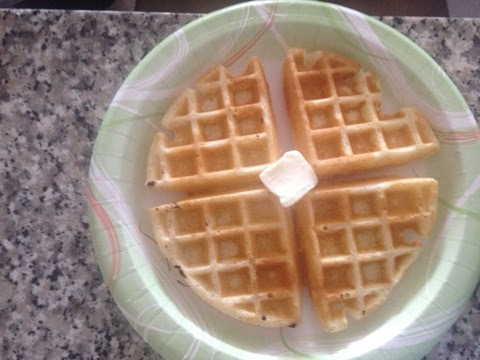Waffles better than Daddy's (The greatest waffles ever)