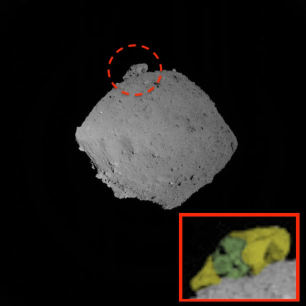 JAXA confirms 2 rovers landed successfully on asteroid Ryugu plus more Scott%2BC.%2BWaring%252C%2Baward%252C%2BJAXA%252C%2Bnews