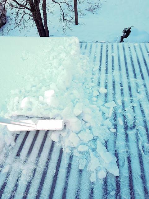 fiskars lumentyönnin katolla