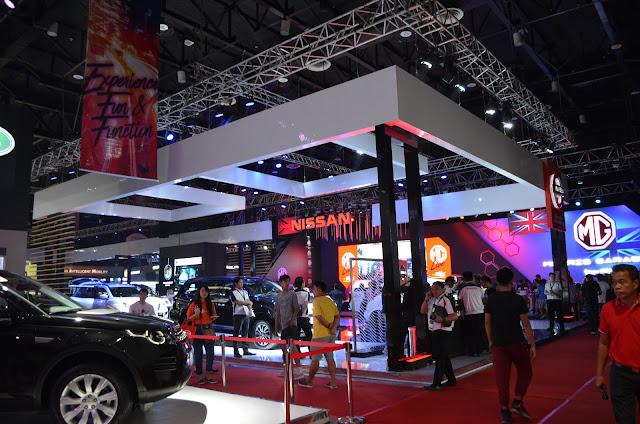 Nissan Exhibit Pavilion