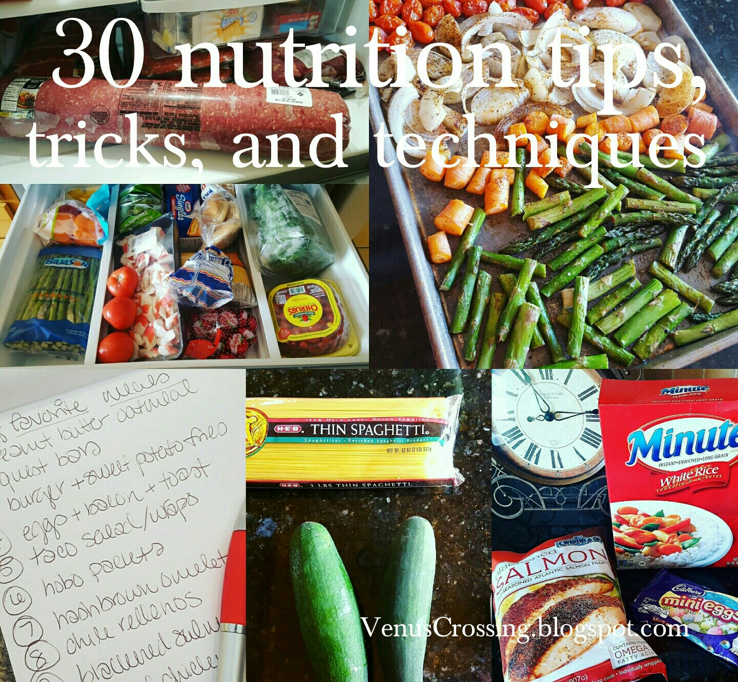 Tips And Tricks To Encourage Better Nutrition: Venus Crossing With Liss: 30 Nutrition Tips, Tricks, And
