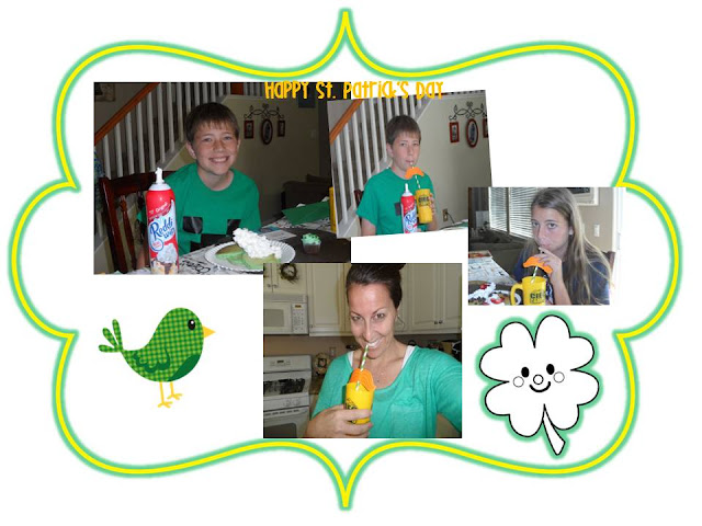 holiday ideas with family traditions - St. Patrick's Day