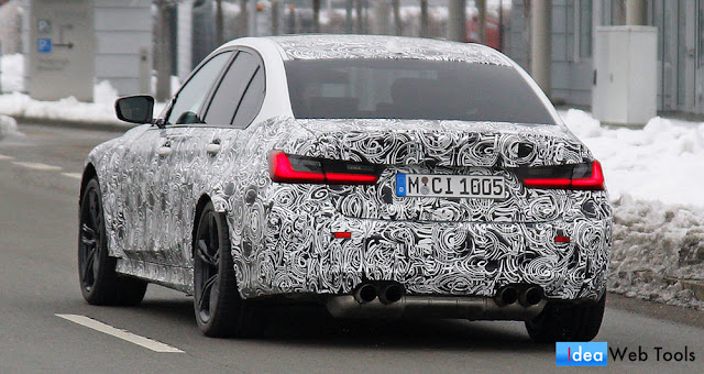BMWの新型「M3」には軽量仕様など3つのグレードが設定される可能性も?