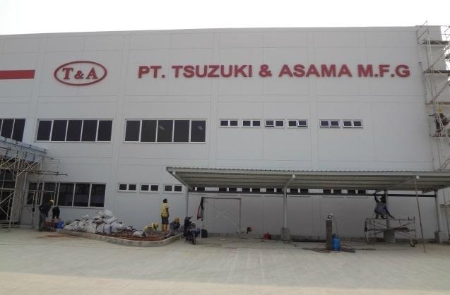 Lowongan PT Tsuzuki Asama Kawasan KIIC Karawang Untuk Lulusan SMA/SMK