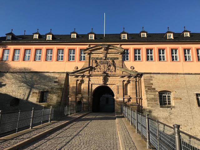 ERFURT: cidade medieval na Alemanha!