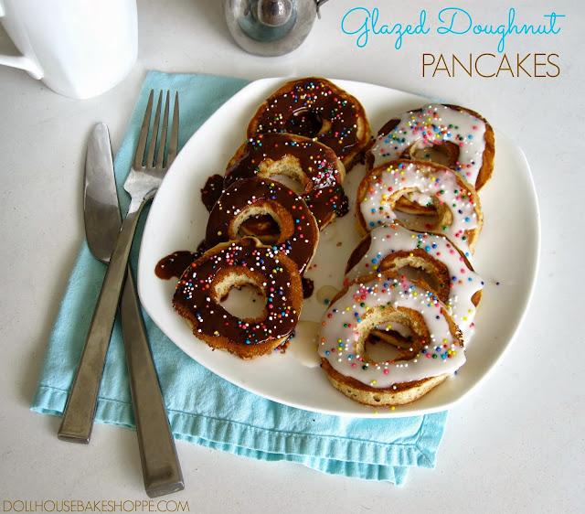http://blog.dollhousebakeshoppe.com/2013/09/glazed-doughnut-pancakes-and-doughnut.html
