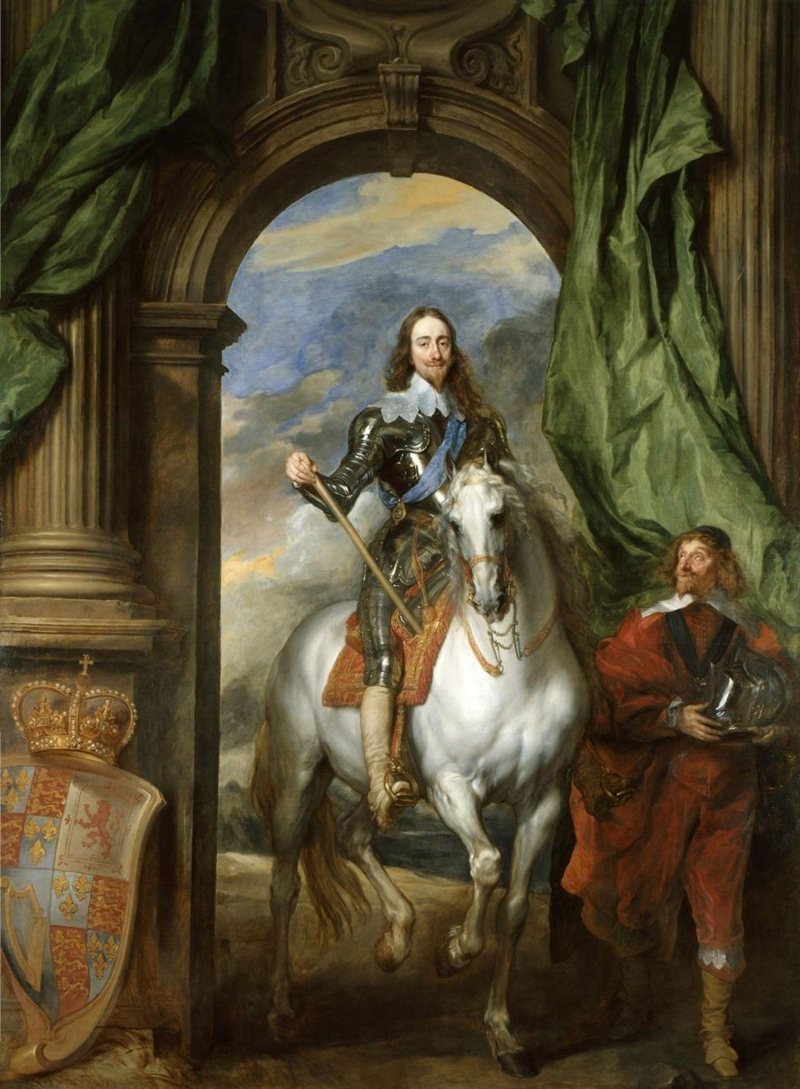 Sir Anthony Van Dyck 1599-1641 | Flemish Baroque Era painter