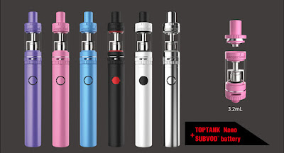 A New Small Vape Pen - KangerTech SUBVOD Kit