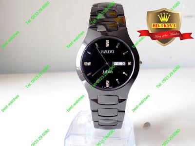 Đồng hồ đeo tay nam cao cấp Rado RD 1K2V3
