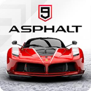 تحميل لعبة أسفلت 9 الأسطورة ASPHALT آخر اصدار مجانا للأندرويد و الآي فون