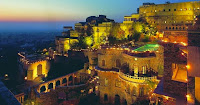 Neemrana Fort Facts in Hindi
