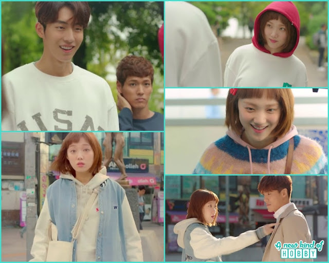 Weightlifting Fairy Kim Bok Joo - Teasers Out - Sports Campus, Dreams & Youthful Love