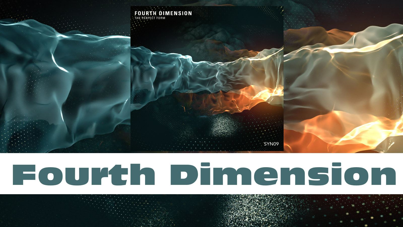 Fourth Dimension: The Perfect Form - psybient ambient electronica ...
