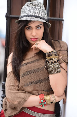 indian Model film actress Adah Sharma old pics