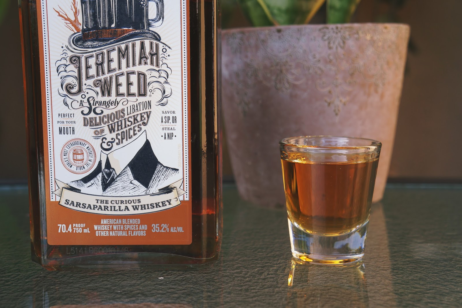 Jeremiah Weed, Sarsaparilla Whiskey, Best Whiskey Cocktails