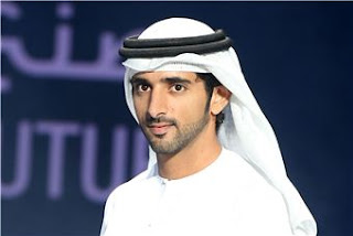 Source: Dubai Media Office. HH Sheikh Hamdan bin Mohammed bin Rashid  Al Maktoum, Crown Prince of Dubai and Chairman of the Executive Council  of Dubai.