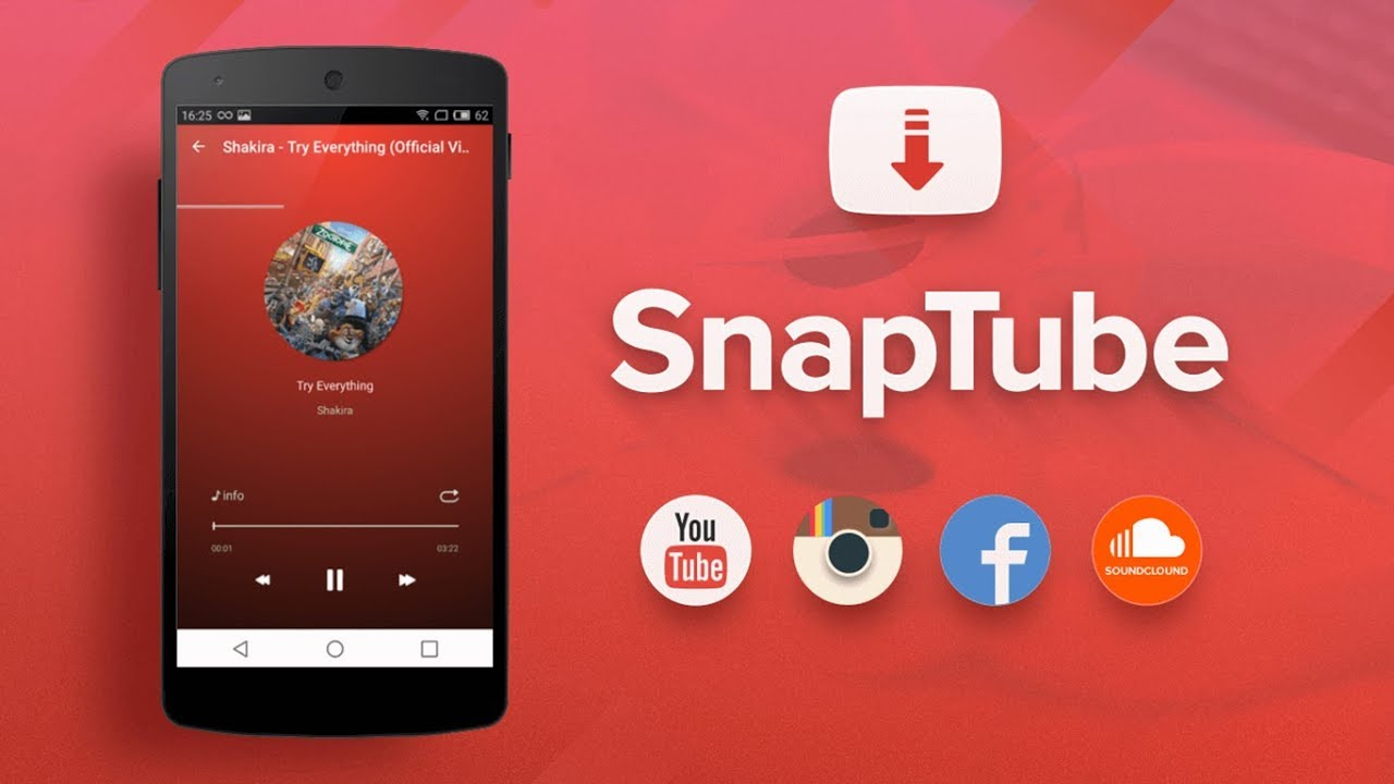 video downloader Youtube - snaptube