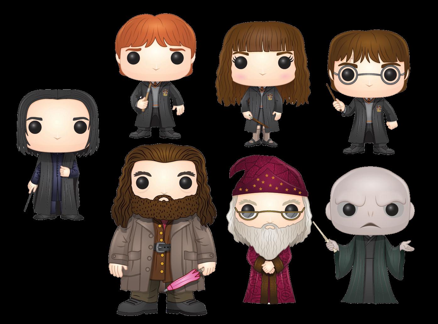 El Mejor Porter Para Colorear El Mejor Porter Para Imprimir: Imágenes De Harry Potter Chibi.