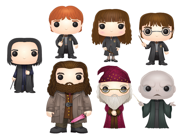 Harry Potter Chibi Images.