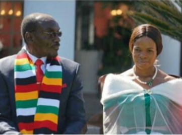 Zimbabwean Vice President drags wife to court over domestic violence