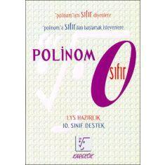 Karekök Polinom 0 Sıfır Kitabı (LYS 10.Sınıf)