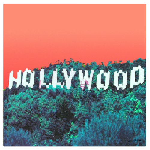 [Single] The Black Skirts – Hollywood