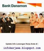 Lowongan Kerja Bank PT Bank Danamon Indonesia Tbk