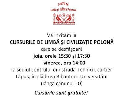 Centrul Cultural Polonez din Craiova