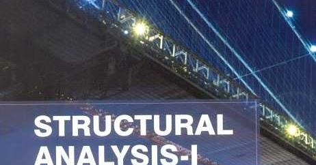 Ss bhavikatti structural analysis 1 pdf bertylforever.