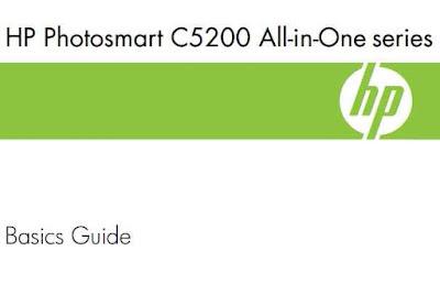 HP Photosmart C5280 Manual