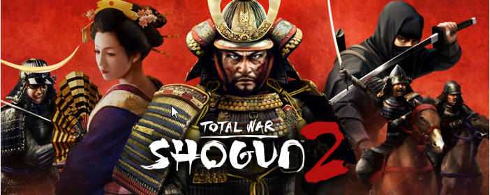 CARA INSTALASI PATCH PADA TOTAL WAR SHOGUN 2