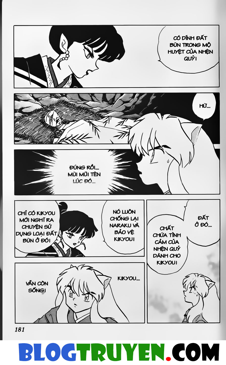 Inuyasha vol 31.10 trang 14