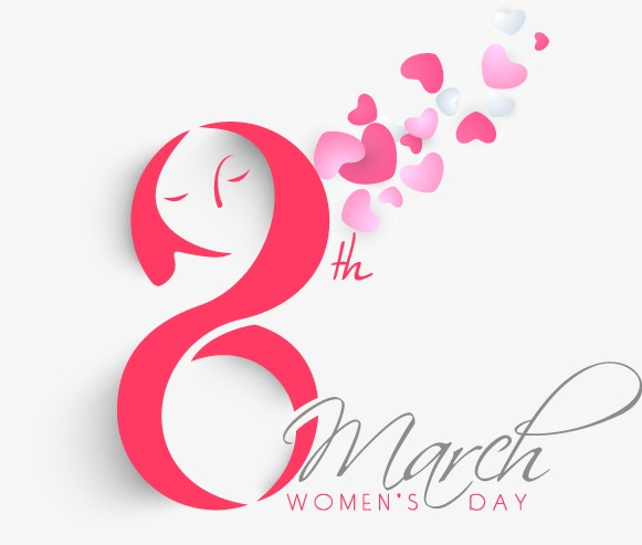 Women's Day Free free Vector