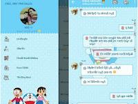 BBM Doraemon V3.3.7.93 Apk