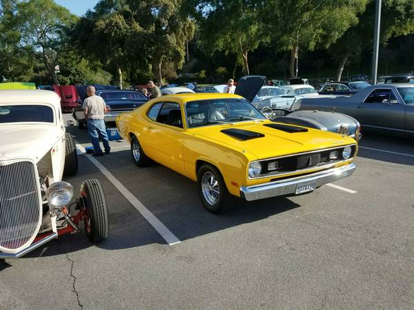 1970 plymouth duster 340 engine buy american muscle car. Black Bedroom Furniture Sets. Home Design Ideas