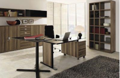gambar kantor minimalis nyaman