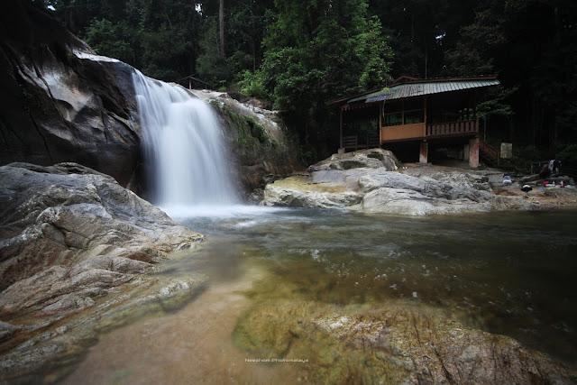 Air terjun Sekayu, Kuala Berang 2017