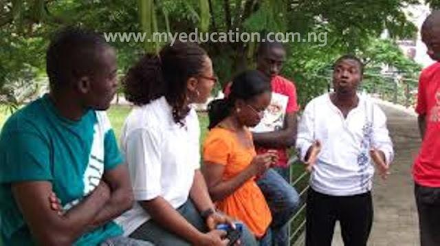 The Talkative students