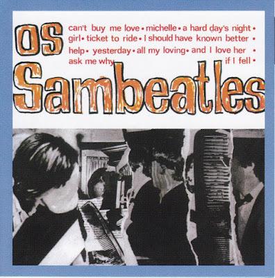 Manfredo Fest Trio - Os Sambeatles (1966)