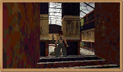 Tomb Raider 1 PC Games Gameplay