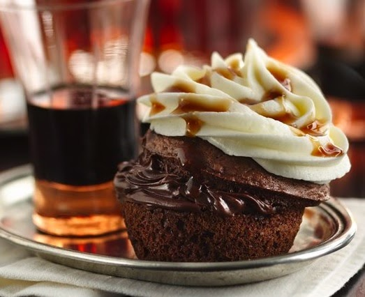 Cupcake with Liquor Recipe.