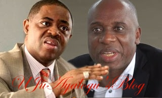 Fani-Kayode speaks on Buhari Islamizing Amaechi, says Minister 'an accursed slave'