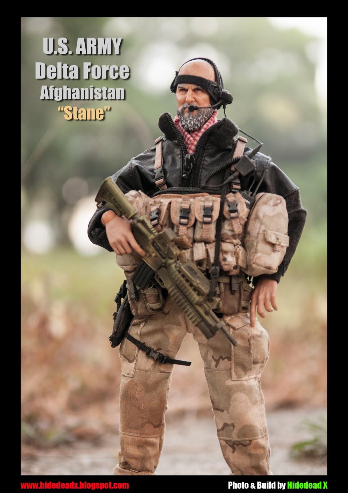"Delta Force Beard My 1/6 12"" Action..."