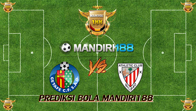 AGEN BOLA - Prediksi Getafe vs Athletic Bilbao 20 Januari 2018