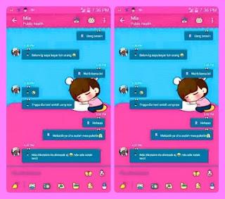 Doanload BBM Mod Clone Transparan Update Terbaru For Android 2016 Gratis