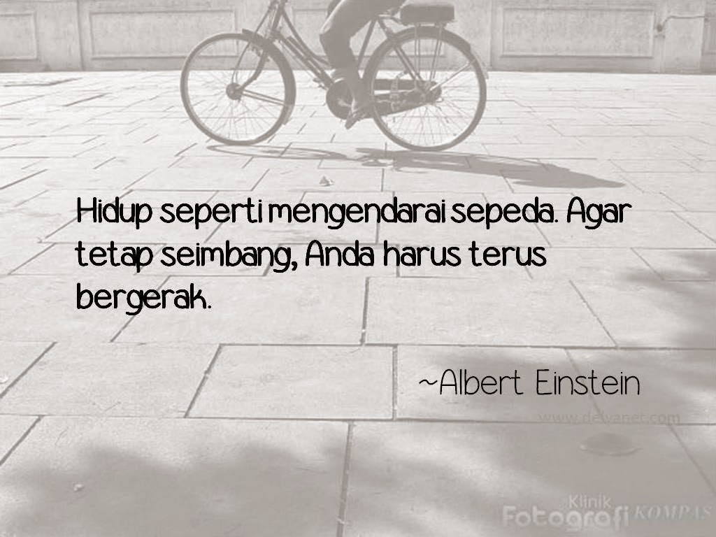 Quote sepeda
