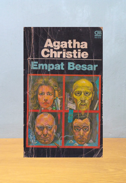 EMPAT BESAR, Agatha Christie