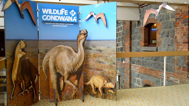 Wildlife of Gondwana, National Wool Museum, Geelong