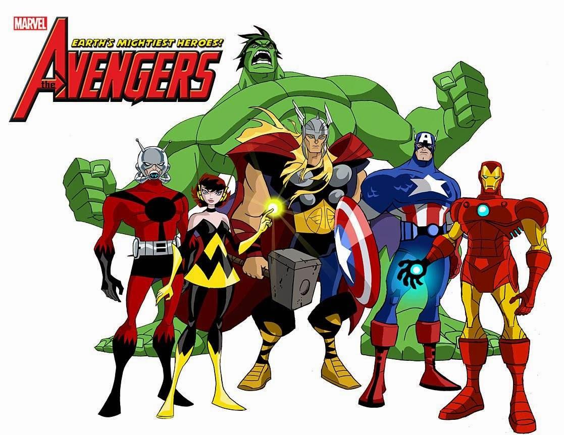 Cartoon Critique: The Avengers: Earth's Mightiest Heroes ...